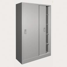 Armário de Aço PC120 - Porta de Correr (VM074)