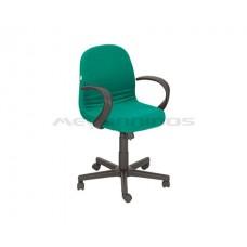Cadeira Diretor Giratória Diamante MEDD02PR (Vm633)