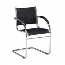 Cadeira Executiva Fixa Nova Croma Bipartida (VM621)