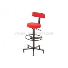 Cadeira Mocho Metm01 (Vm181)