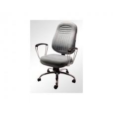Cadeira Presidente Giratória Costurada CA920.14.3.13 (Vm766)
