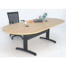 Mesa de Reunião Oval Genius (Vm456)
