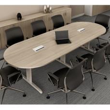 Mesa de Reunião Oval RMZ Plus (VM463)